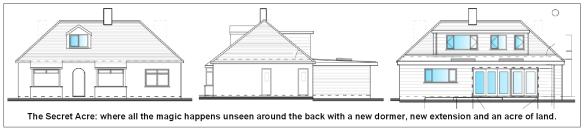 Secret Acre House Plans