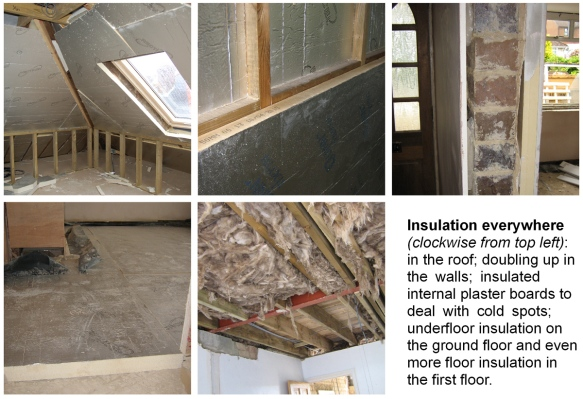 insulation everywhere