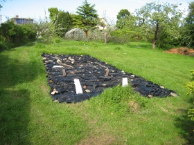 Veg Bed 1 Silage Bags