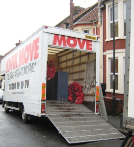 Moving out 1