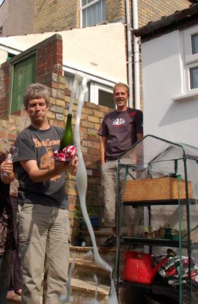 Elderflowers 10 - Drinking Party