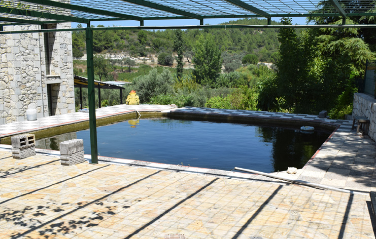 Hacking the Swimming Pool (Smallholding Turkish Style, Part ...